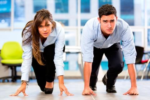 7 trucos para combatir con personas muy competitivas.