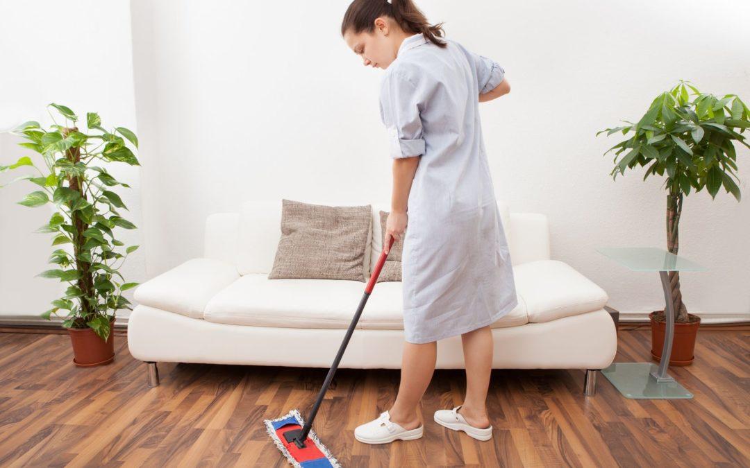 6 Razones para contratar servicios de limpieza